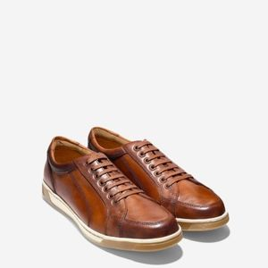 Cole Haan Vartan Hand-Stained Sport Oxfords